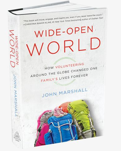 """Wide-Open World,"" by John Marshall"